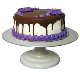 Base giratoria para decorar pasteles